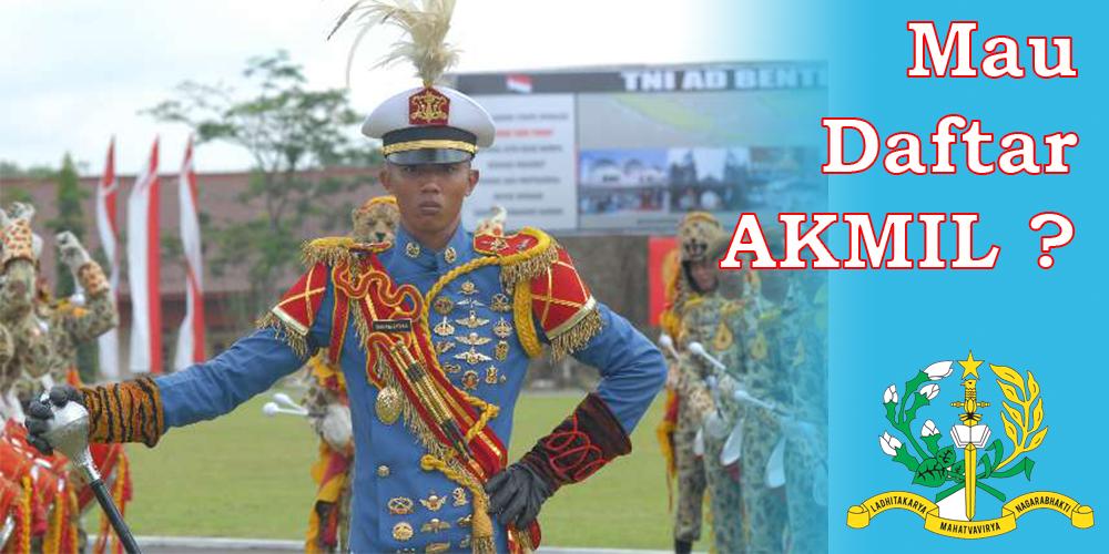 6 Syarat yang harus dipersiapkan mendaftar Akademi Militer AKMIL