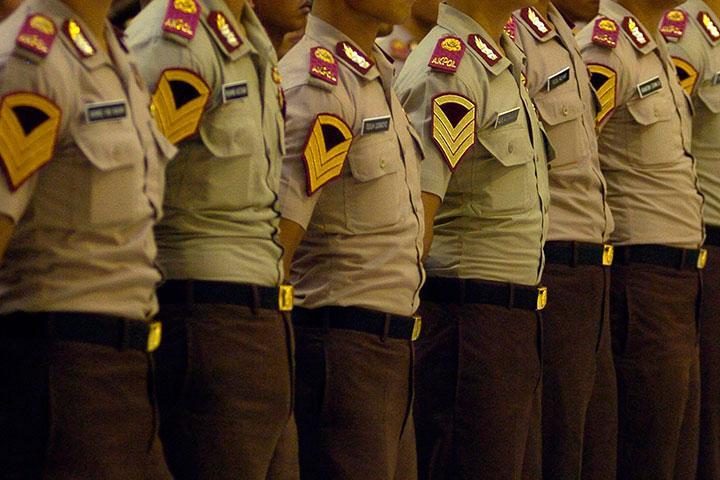 TIPS JITU CARA LOLOS SELEKSI KESAMAPTAAN JASMANI POLISI atau AKPOL