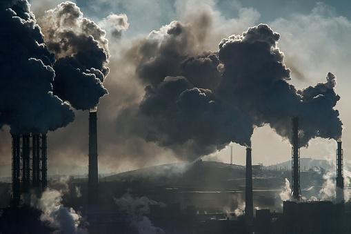 Pengaruh Negatif Modernisasi Terhadap Pencemaran Lingkungan