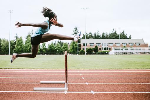 Aktivitas Pada Sebuah Variasi dan Kombinasi Lompat