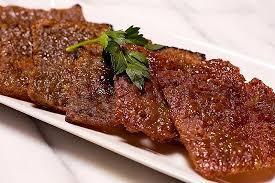Makanan Dari Bahan Pangan Setengah Jadi Berbahan Baku Daging