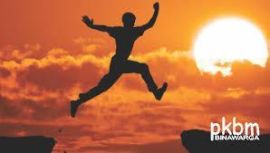 Belajar Dari Sebuah Optimis, Ikhtiar, Dan Tawakal